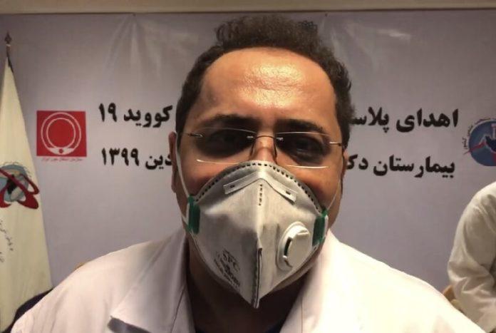 Dr. Hashemian reveals Iran Health Ministry's prevention from treating coronavirus with Favipiravir