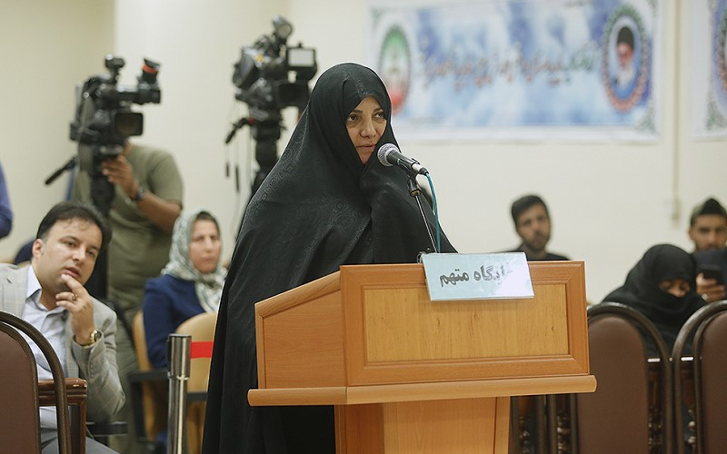 Iran's mullahs release or offer unrestricted furlough to officials' children who committed horrible crimes while keeping many political and human rights activists and prisoners of conscience in jail amid the coronavirus outbreak