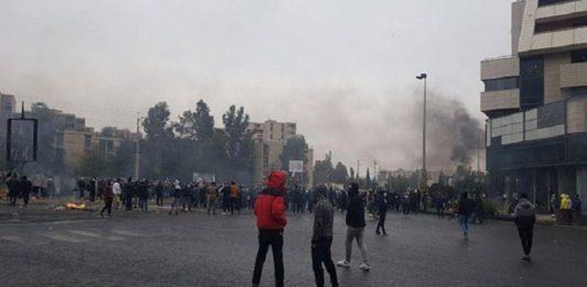 Iran/ Metropol Shiraz November 2019 protests