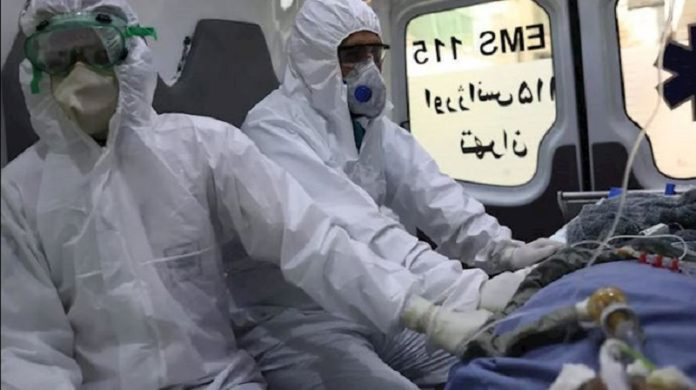 The Iranian regime plays with people's lives while mismanaging the virus outbreak, while the only important issue that this regime is caring about is its security.