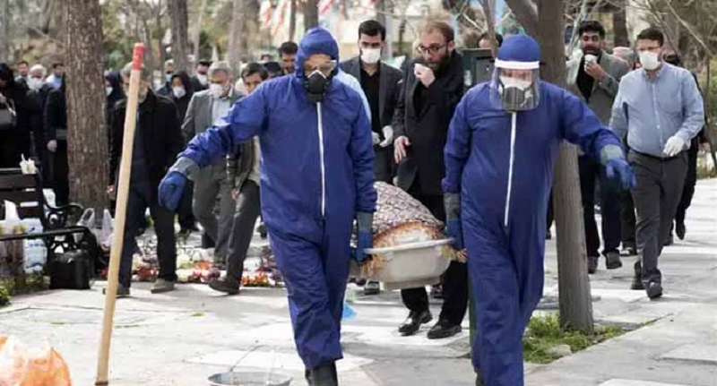 Iran's regime is lying about its coronavirus crisis and false death tolls are just one way the regime refuses to address the crisis.