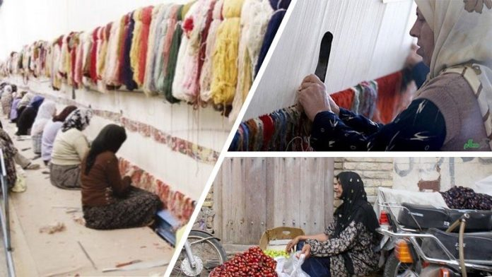 Iran's women heads of households live in extreme poverty worsened by the coronavirus pandemic