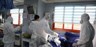 The Iranian regime's medicine mafia's crime: While battling coronavirus, Iran's health workers complain of severe shortages. Many of them lack protective wear to keep them safe while treating infected patients.