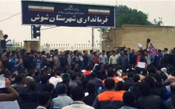 Haft-Tappeh Sugarcane workers struggle to fill their food baskets while Iranian authorities are grappling to gain more economic privileges