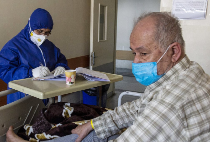 Reports from Dastgerd Prison in Isfahan province, central Iran, and different cities in Golestan province, northern Iran, show these areas are hit by the second coronavirus wave