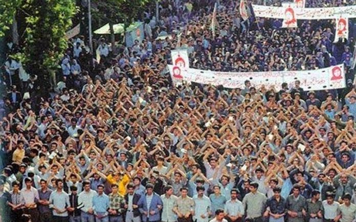 39 years ago, the Iranian regime showed that it only understands the language of firm and power and the mullahs would not leave the power unless the people topple them