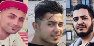 The Iranian regime's Supreme Court has upheld death sentences against three young men arrested during the nationwide Iran protests in 2019