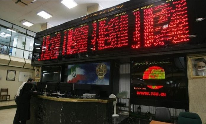 While Iran's economy is in Crisis, its stock market is on a tear