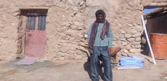 Iranian villagers live in extreme condition, because of the lack of water and infrastructure, and unemployment