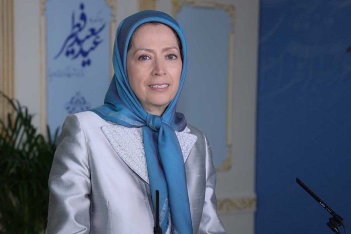 "Maryam Rajavi: ""The mullahs' inhuman regime is responsible for the new wave of the outbreak and the growing number of victims in Iran."""
