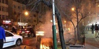 A glimpse of the Iranian people uprising in November 2019