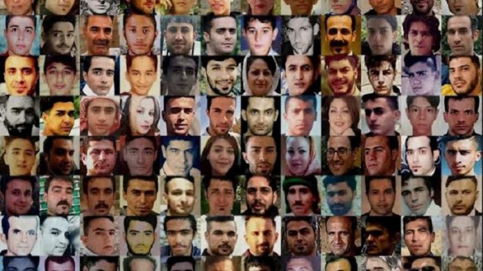 The martyrs of the November 2019 uprising in Iran