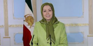 """Maryam Rajavi: """"The people of Iran are more determined than ever to continue the struggle for freedom."""""""