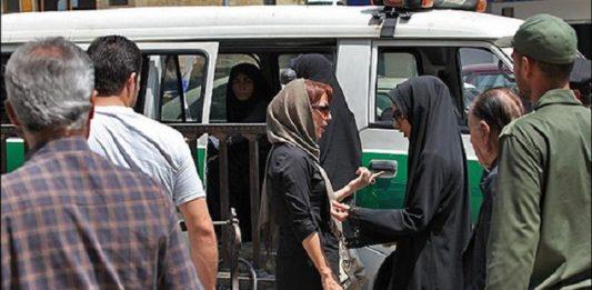 Compulsory hijab in Iran