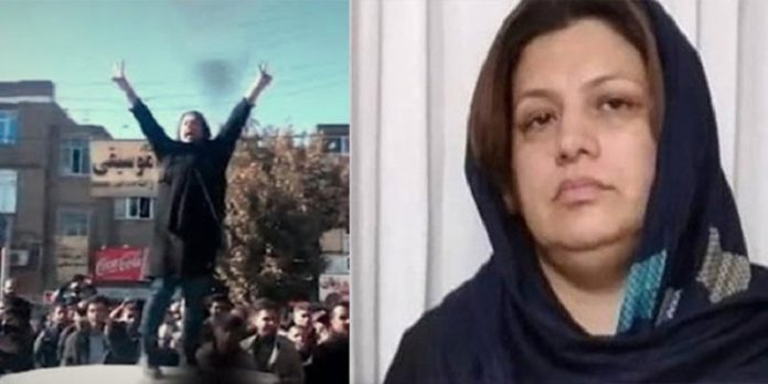 Iranian Kurdish protester Fatemeh Davand sentenced to 5 years in prison and 30 lashes