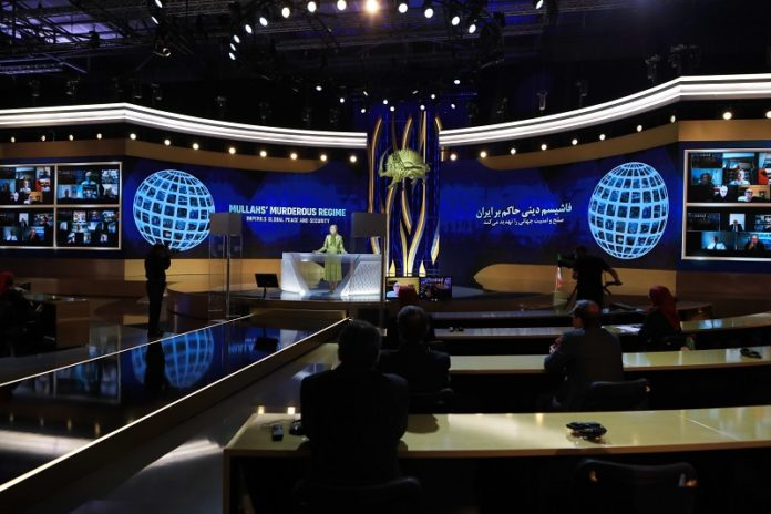 Free Iran 2020 Conference on Iranian Regime's Terrorism