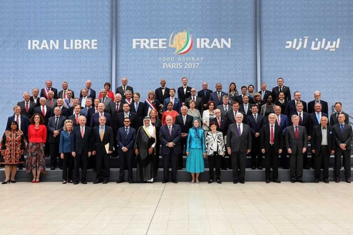 Hundreds of top politicians, legislative delegations, and prominent personalities from more than 50 countries and five continents participated in the Free Iran gathering 2017