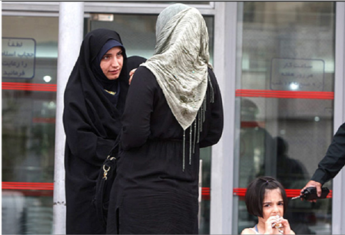 The mandatory Hijab is only the tip of an iceberg of flagrant violations of women's rights in Iran in every respect.