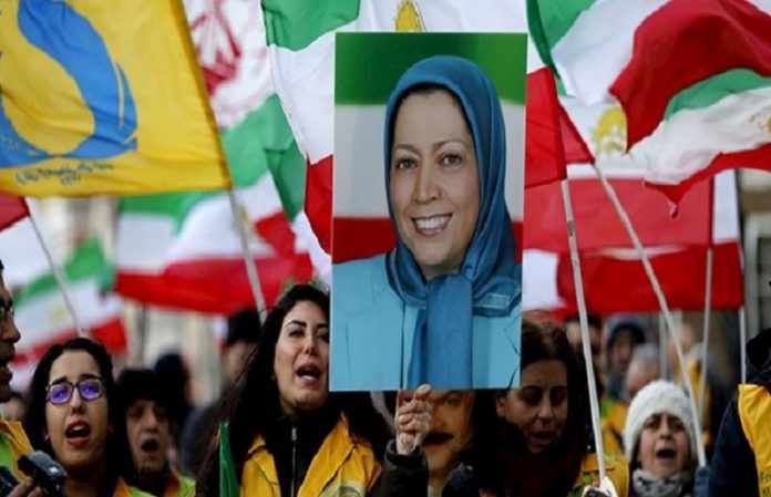 Every year, tens of thousands of Iranians from around the globe attend the rally to express their support for the cause of freedom in Iran and their support for the main Iranian opposition movement, the People's Mojahedin Organization of Iran (PMOI/ MEK).