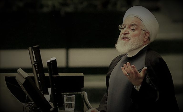 Iranian MPs Call for Rouhani's Impeachment