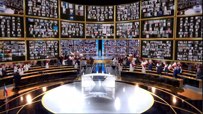 Iranians and many international figures from 30,000 online locations from 104 countries across the globe attended Free Iran Global Summit to support the struggle of the Iranian people and their Resistance under the leadership of Ms. Maryam Rajavi for a free Iran
