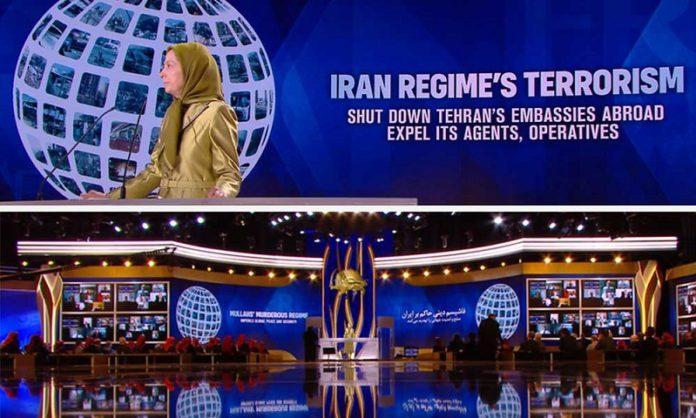 Free Iran Summit 2020