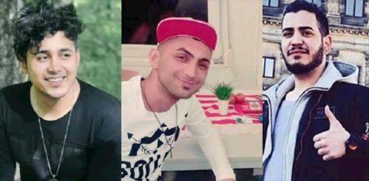 Amir Hossein Moradi, Saied Tamjidi and Mohammad Rajabi, arrested during Iran's November 2019 nationwide uprising, are facing execution