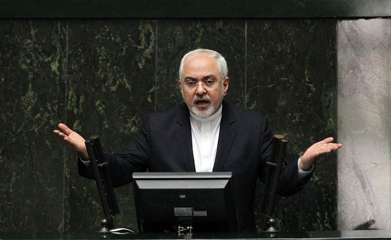 Iran FM Admits to Collaboration With Terrorist