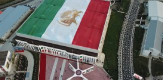 The annual Free Iran Global Summit of the Iranian Resistance connecting 30,000 places in 102 countries, including Iran and Ashraf 3, residence of PMOI/MEK members in Albania.