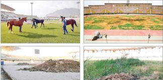 Iran's stadiums, $10-billion abandoned buildings