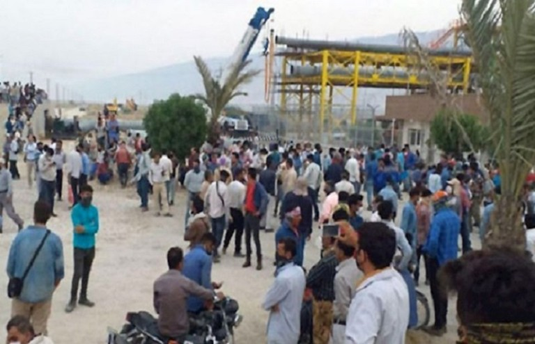 Iran Regime Fears Further Oil Strikes