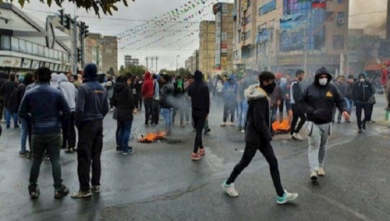 Iran: A Society in the Heat of Protests and Uprisings