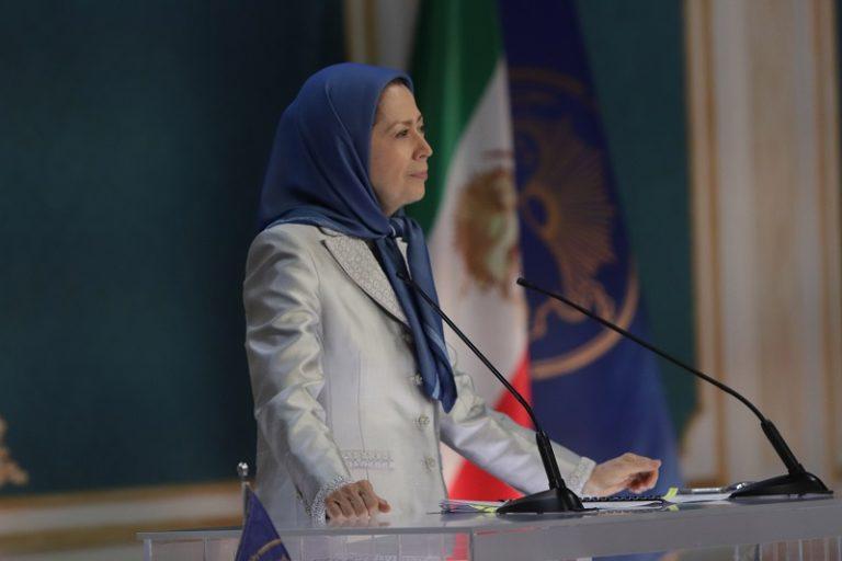 Maryam Rajavi Recent Statements on Strikes, Coronavirus, and Regime Terrorism