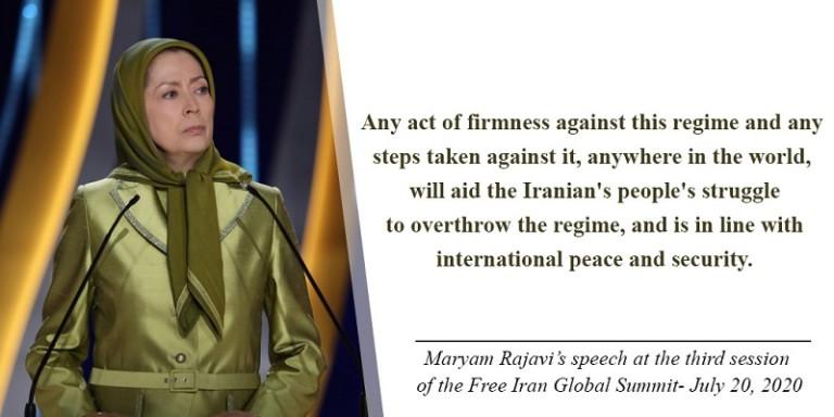 Maryam Rajavi: 10 Point Plan for a Free Iran