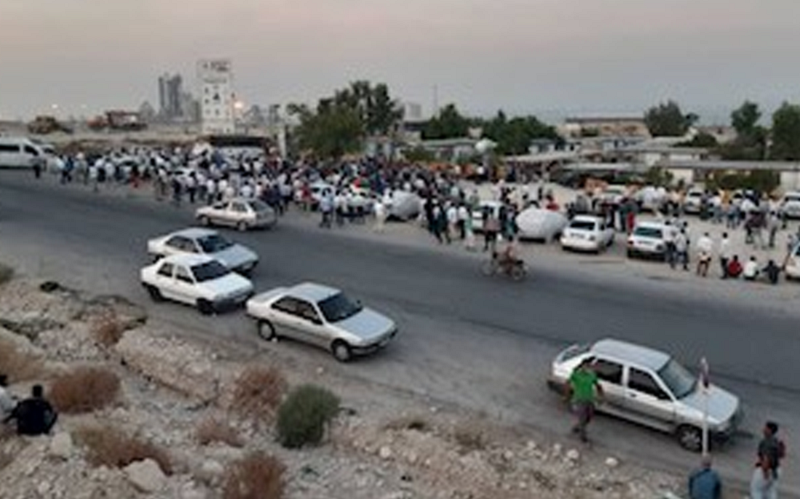 Strikes by Iran's oil workers is considered the most significant part of the protests' puzzle in a country with an oil-dependent economy