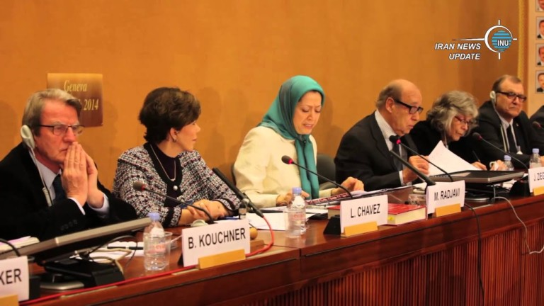 CALL FOR INTERNATIONAL PROBE INTO MASSACRE IN ASHRAF AT THE UNITED NATIONS HEADQUARTERS IN GENEVA