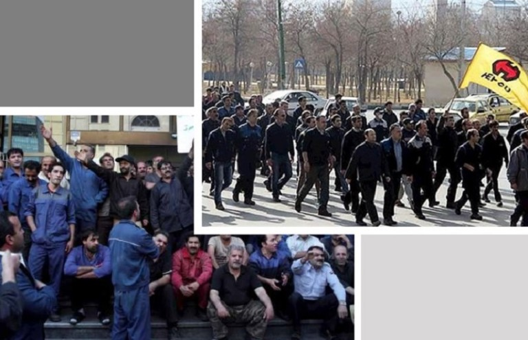 Summary of Iran Protests in July 2020