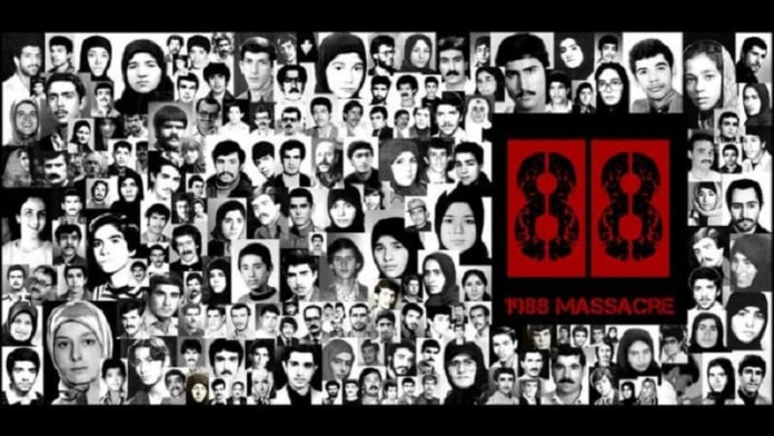 In the summer of 1988, Khomeini issued a fatwa ordering the massacre of 30000 political prisoners