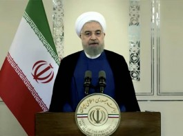 As the Iranian people chant 'Death to the dictator' in the streets, Rouhani reiterated his baseless and odd claims in the UNGA virtual summit
