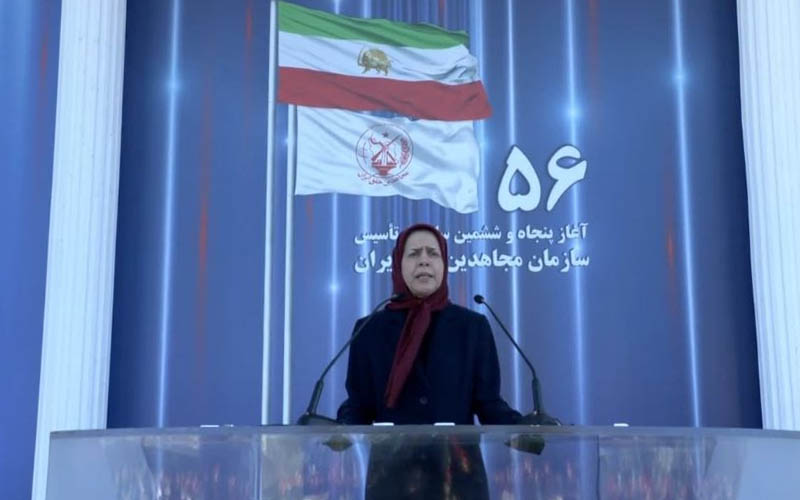 Badri Pourtabakh, Deputy Secretary-General of the PMOI-MEK at the Iranian online conference in support of domestic protests for freedom, justice, and equality in Iran—September 5, 2020