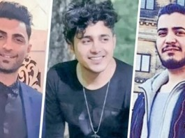 Following the execution of Navid Afkari, Iranian authorities have threatened three death-row political prisoners to death to silence them