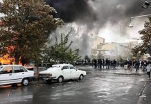 Iran – November 2019 nationwide gasoline protests