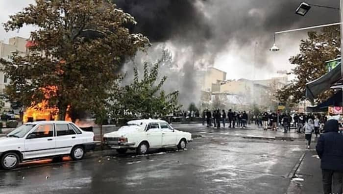 Iran's Regime Fears the People