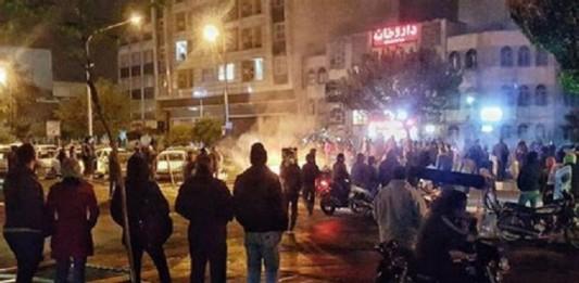 Iran November 2019 uprising