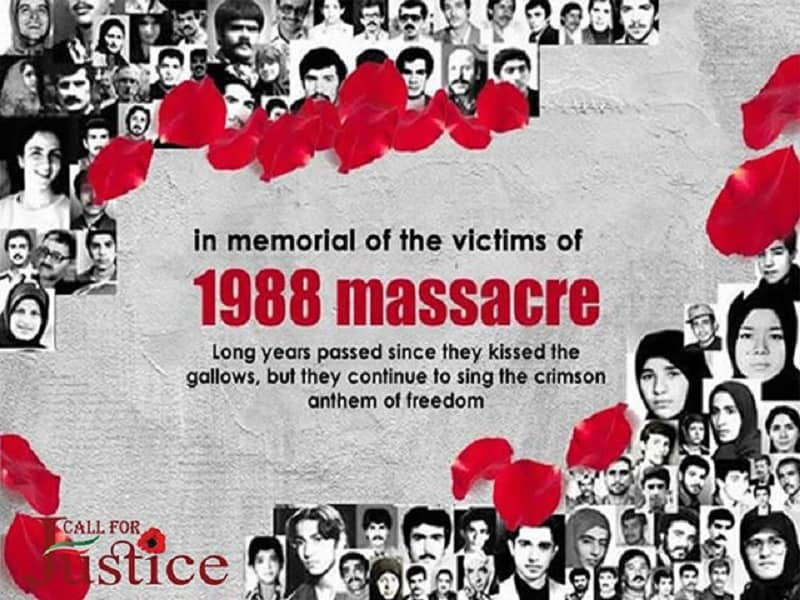 On the 32nd anniversary of the 1988 massacre, it is time for the international community to end its long silence over this crime and hold the mullahs' regime to account.