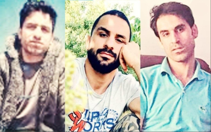 The Iranian regime sentenced three brothers, including a wrestling champion, to death, imprisonment, and lashes for participating in anti-regime protests