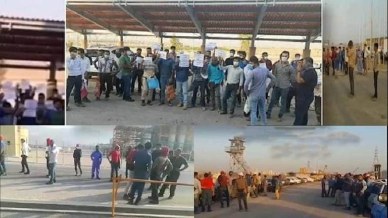 Iran Workers Striking on Monday