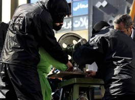 Iranian authorities commit permanent torture against victims of amputation punishment.