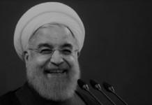 Iran's regime President Hassan Rouhani