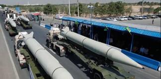 Iran's missile arsenal